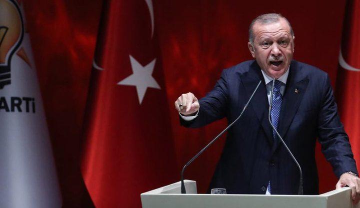 أردوغان يهدد بإرسال اللاجئين السوريين إلى أوروبا