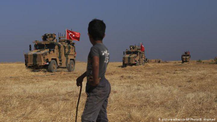 تنديد أمريكي أمام التوغل التركي في سوريا