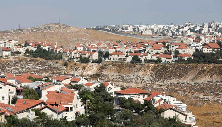 الاحتلال يقرر بناء 182 وحدة استيطانية في غور الاردن