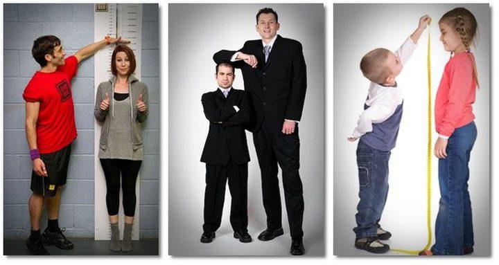 طرق طبيعية لزيادة الطول