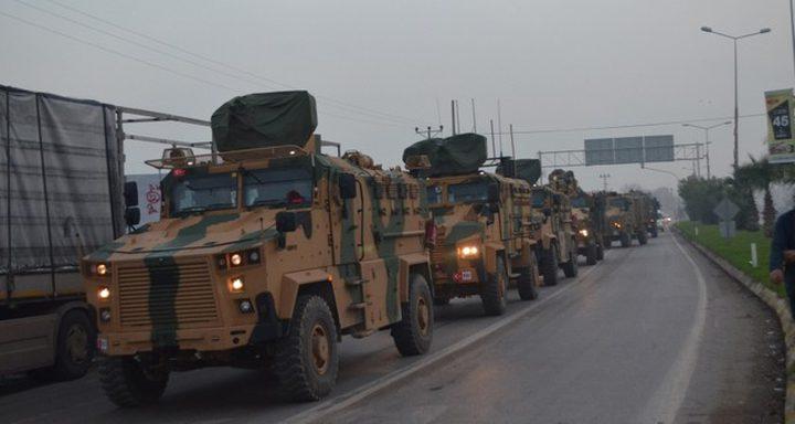 70 ألف نازح سوري جراء العملية التركية خلال يومين