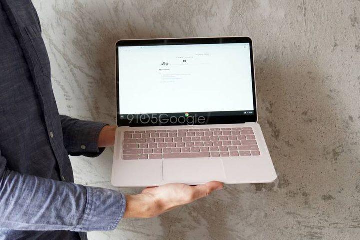 """""""غوغل"""" تكشف عن حاسوبها الجديد """"بكسل بوك غو"""""""