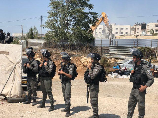 أردان يصدر قراراً بتكثيف تواجد قوات الاحتلال في الداخل المحتل