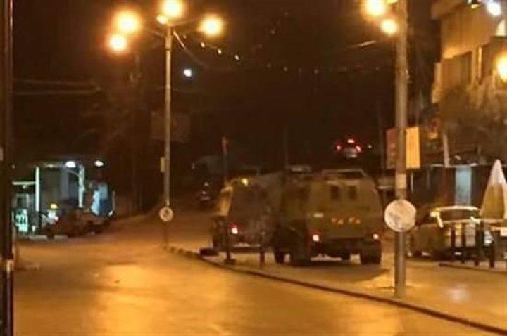 الاحتلال يزعم إطلاق النار على قواته قرب طولكرم