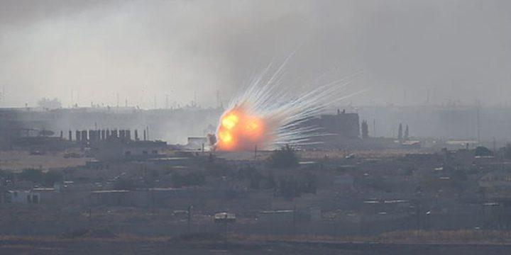 ألمانيا توقف تصدير الأسلحة لتركيا