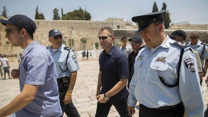 الهيئات الإسلامية في القدس تدين تصريحات أردان