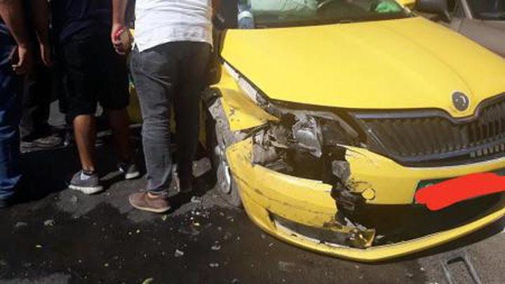 إصابات بحادث سير في بيت ساحور