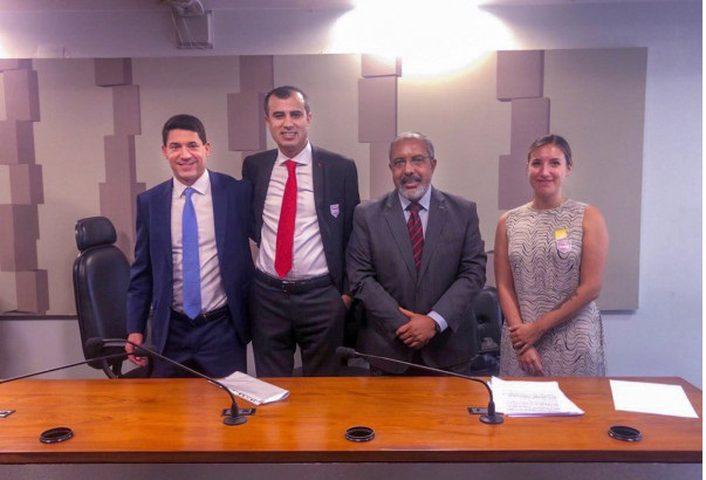 جهود لتشكيل مجموعة برلمانية برازيلية لدعم فلسطين