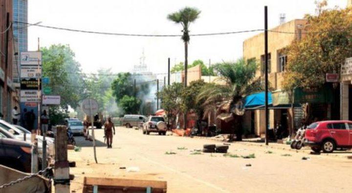 قتلى في هجوم استهدف مسجداً في بوركينا فاسو