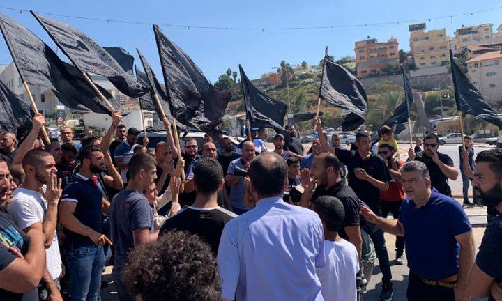 ملحم: الغضب في الداخل الفلسطيني مستمر