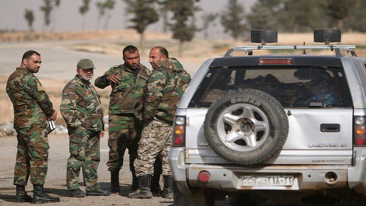 الجيش السوري يرسل تعزيزات لمحيط منبج وعين العرب وتل تمر