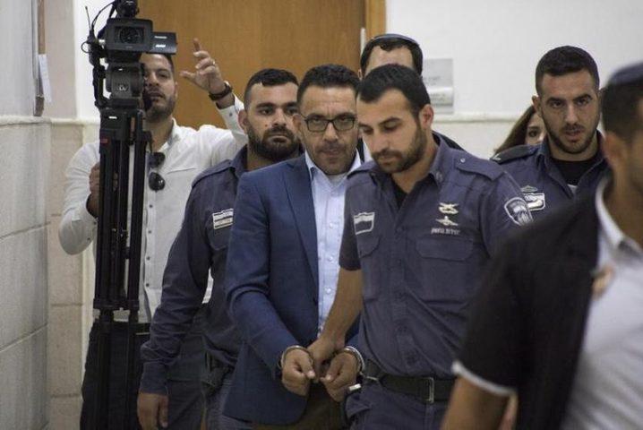 قوات الاحتلال تعتقل محافظ القدس