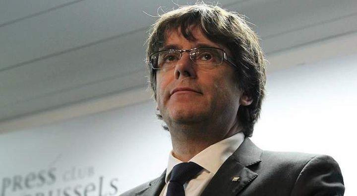 """زعيم كتالونيا السابق: قرار سجن نشطاء """"فعل فاضح"""