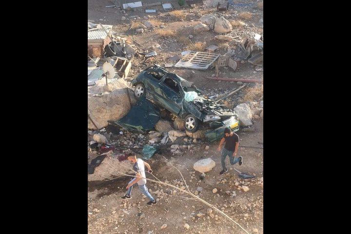 مصرع شابين اثر حادث سير شرق القدس