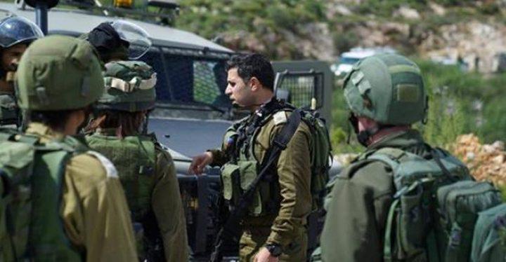 قوات الاحتلال تقتحم خربة الحديدية بالأغوار
