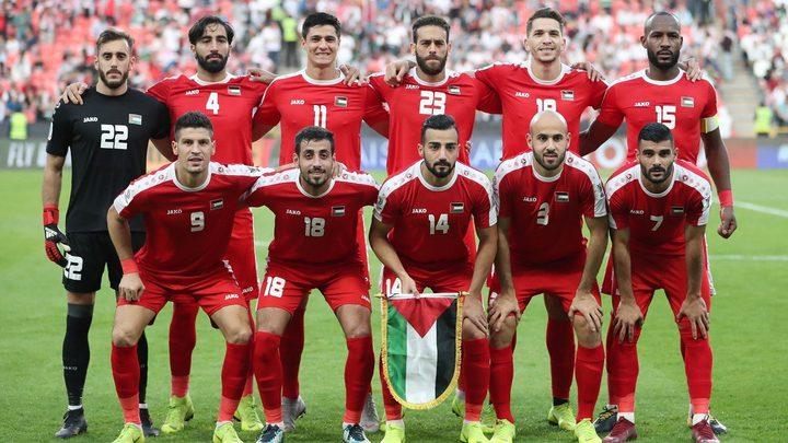 مباراة المنتخبين السعودي والفلسطيني غداً