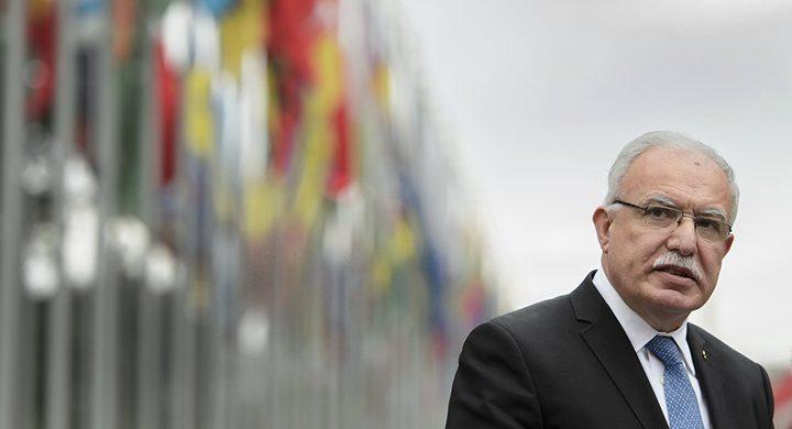 المالكي يتسلم نسخة أوراق اعتماد ممثل اليابان المعتمد لدى فلسطين