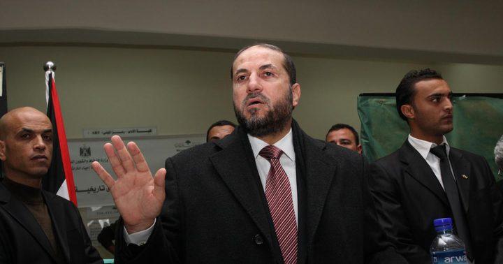الهباش يطالب بحشد الطاقات لنصرة القدس وحماية المقدسات