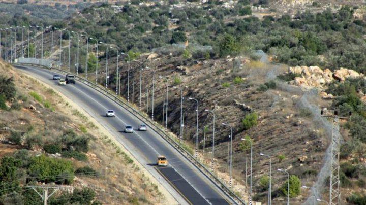 إغلاق الطريق بين زعترة وترمسعيا الجمعة القادمة