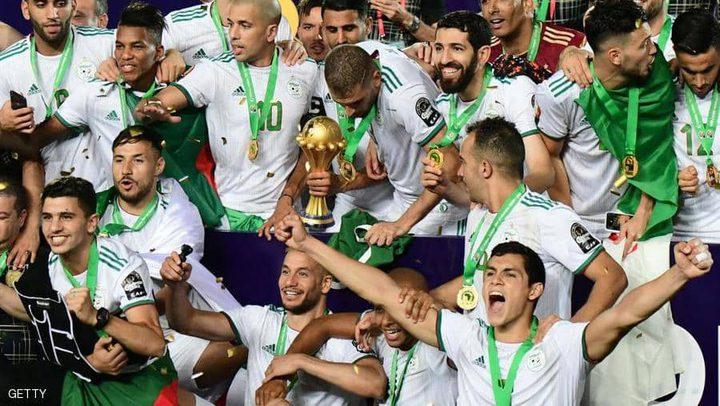 منتخب الجزائر يكتسح نظيره الكولومبي بثلاثية نظيفة