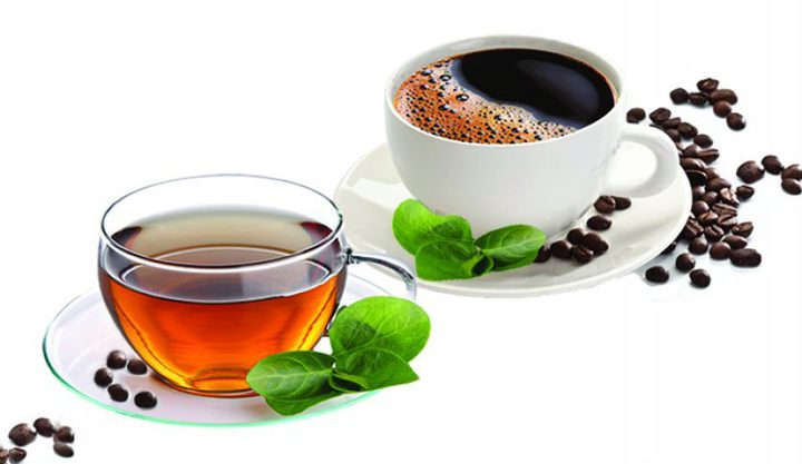 القهوة والشاي لتلوين الشعر!