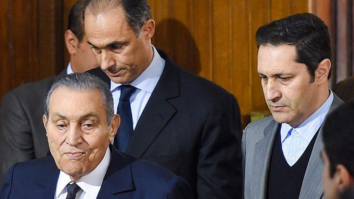 """مبارك يتحدث لأول مرة منذ تنحيه عبر """"يوتيوب"""" عن حرب أكتوبر"""
