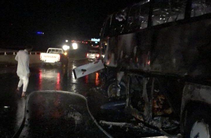 السعودية..وفاة 35 مقيماً وإصابة 4 آخرين إثر حادث سير