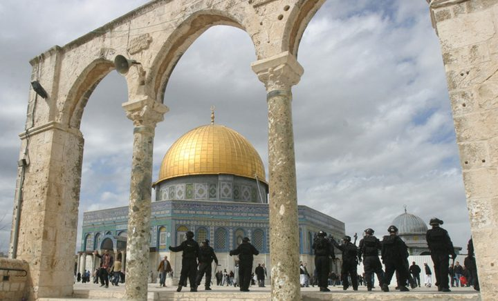 الرويضي: الاحتلال يسعى لتغيير طابع المدينة المقدسة