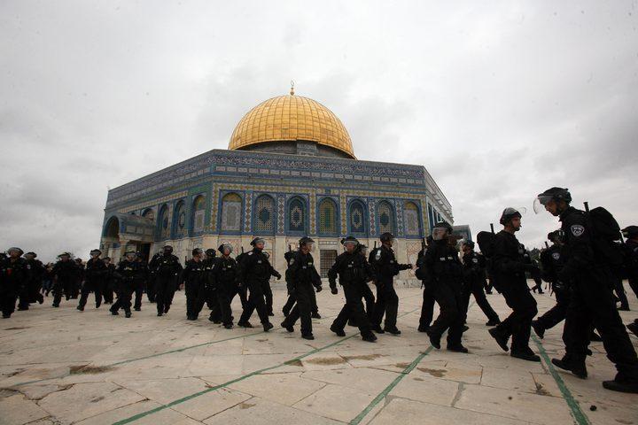 مشروع قرار يؤكد بطلان إجراءات الاحتلال لتغيير طابع القدس