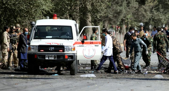 أفغانستان: مقتل 20 شخصا بانفجار في مسجد