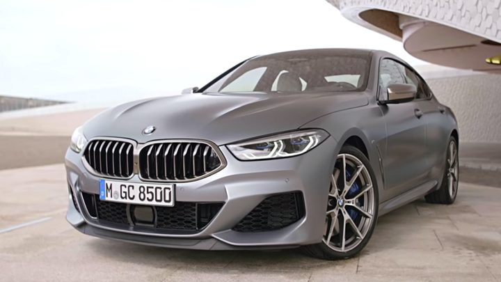 """ميزات سيارة """"M8 Gran Coupe"""" الرياضية الجديدة"""
