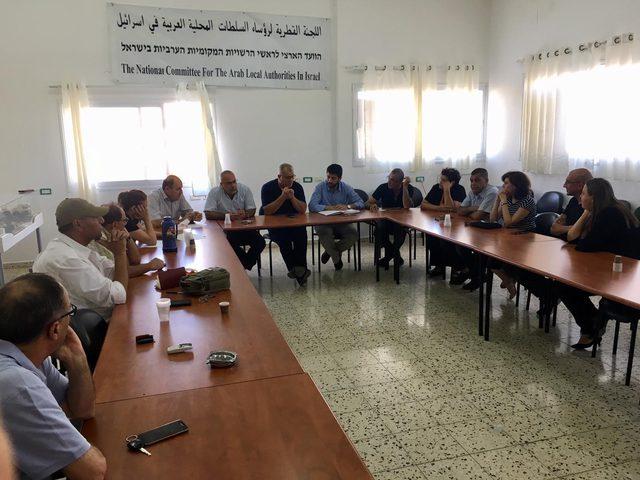 الناصرة: تظاهرة تنديدا بالجريمة الثلاثاء القادم