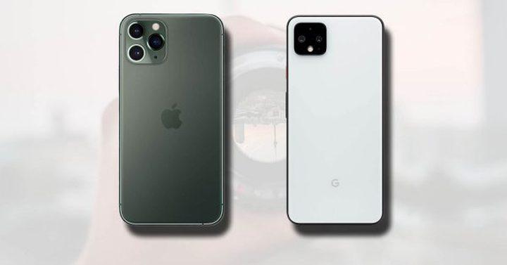 أيهما أفضل.. هاتف بيكسل 4 أم آيفون 11 ؟