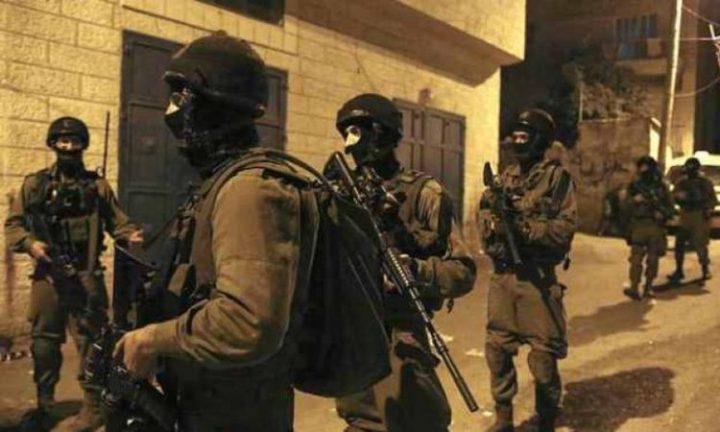 قوات الاحتلال تقتحم عرسا في صور باهر