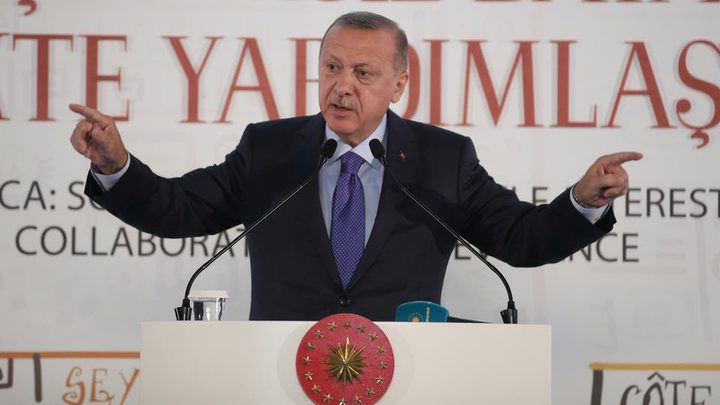 أردوغان يتوعد الأكراد: سنحطم رؤوسهم إن تجاوزوا المهلة المحددة