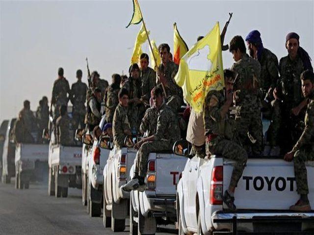قسد تنسحب بشكل كامل من رأس العين الحدودية شمال سوريا