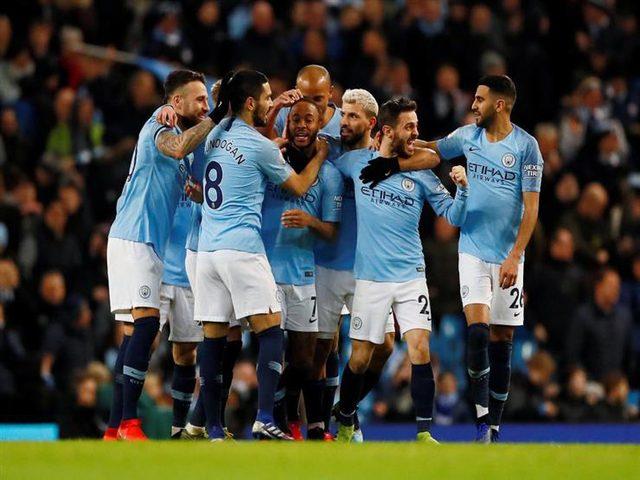 مانشستر سيتي يحتل المركز الثاني فى جدول ترتيب الدوري الانجليزي