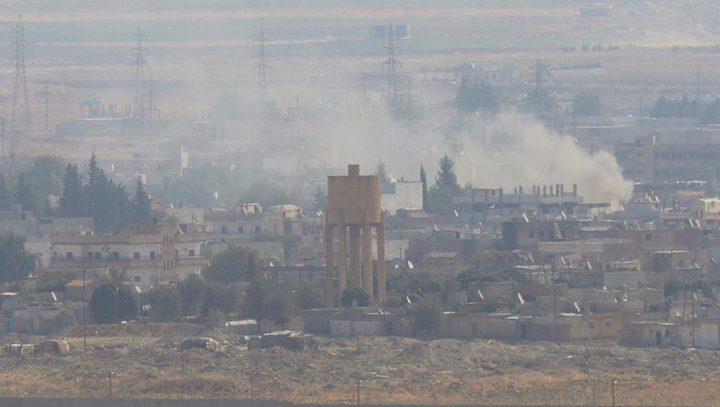 مقتل جندي تركي شمال سوريا