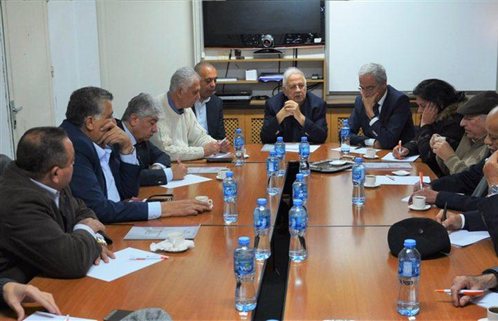 لجنة الانتخابات: سنتوجه إلى غزة الأسبوع القادم