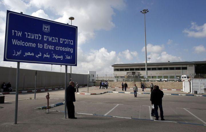 الاحتلال يُغلق حاجز بيت حانون شمال قطاع غزة غدا