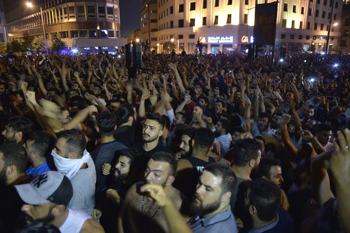 لبنان: اغلاق المدارس والجامعات مستمر بسبب الاحتجاجات