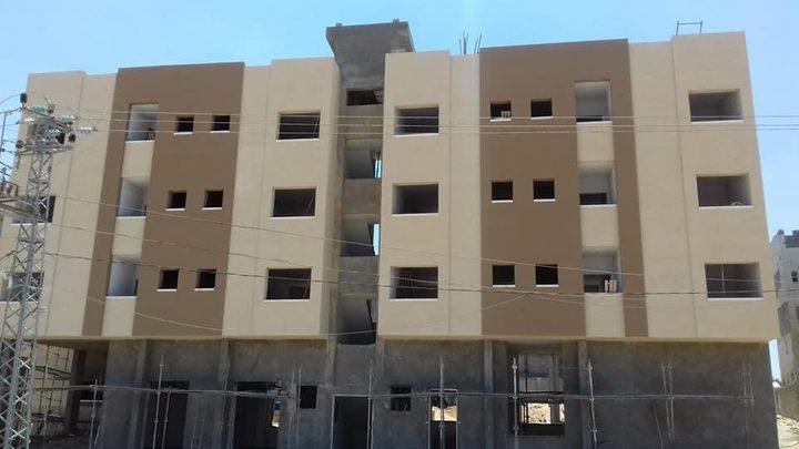 الأشغال: صرف دفعات مالية لمشروع إعادة إعمار حيّ الندى في قطاع غزة