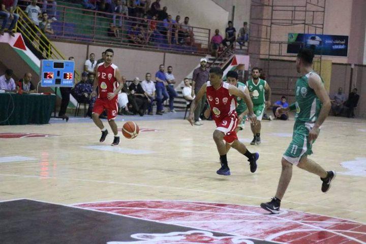 خدمات البريج في المجموعة الثانية للبطولة العربية للأندية