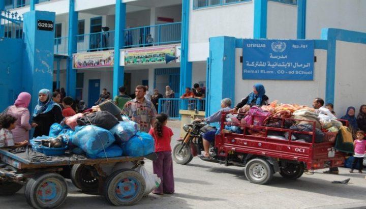 80% من سكان القطاع يعتمدون على المساعدات