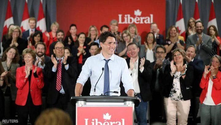 كندا: ترودو يتصدّر الانتخابات الفدرالية
