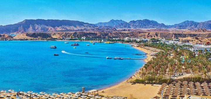 رفع الحظر على الرحلات الجوية إلى شرم الشيخ