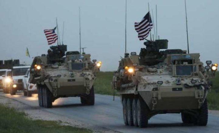 العراق: القوات الأمريكية المنسحبة من سوريا لن تبقى على أرضنا
