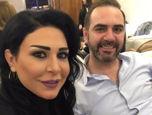 وائل جسار وزوجته يشاركان بحراك لبنان