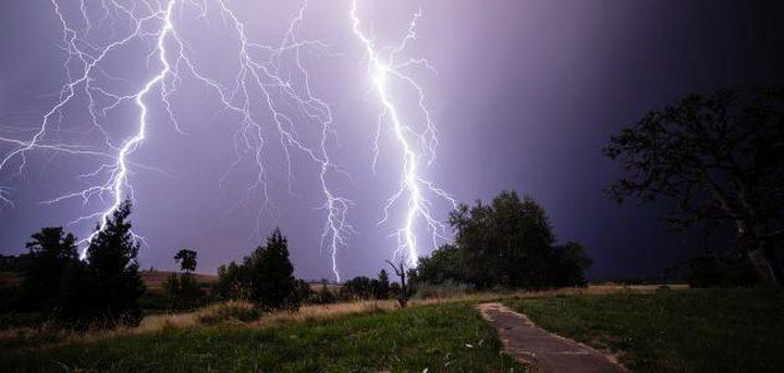 دعاء الرعد