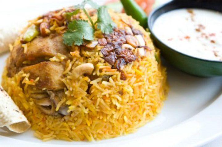 مجبوس الدجاج الكويتي